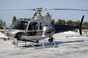 Surveillance Mission System operates with helicopters.