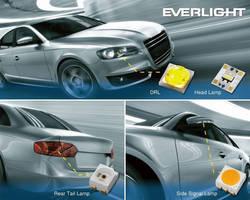 Automotive LEDs combine efficacy and sulfur resistance.