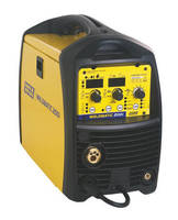 Portable MIG Welder features multi-process capabilities.