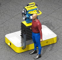Material Handling Solution transforms from MGV to AGV.
