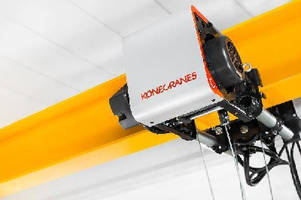 Wire Rope Hoist handles lifting tasks up to 10 tons.