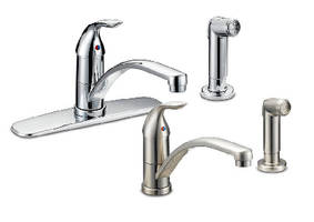 Single Handle Faucets are lead-free compliant.