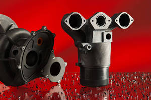 Fusible-Core Technology Enables Design of Complex, Victrex® Peek Fuel Housings to Improve Aircraft Fuel and Manufacturing Efficiency