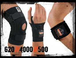 Ergodyne Refreshes Proflex® Supports Line of Wrist Supports, Wraps and Sleeves