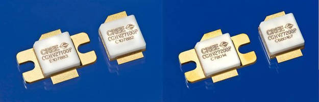 Cree Announces Large Signal Accuracy