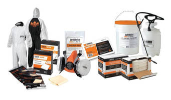 DeVilbiss Introduces CLEAN(TM) Product Line to Industrial Users