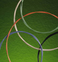 PEEK Tubing comes in several color-coded versions.