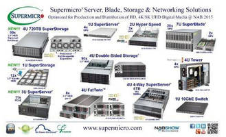 Hot-Swap Data Storage System offers 720 TB, SAS3 12 Gbps capacity.