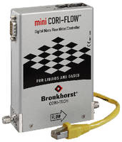 Coriolis Mass Flow Meters feature EtherCAT capability.