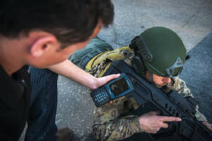 Management and Control System digitizes weapon performance.