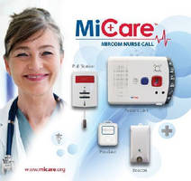 Nurse Call System uses wireless mesh networking.