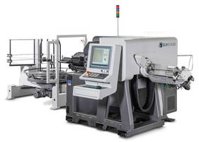Electric CNC Machine can bend wire with complex shapes.