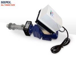 Intelligent Metering Pump features pulsation-free design.