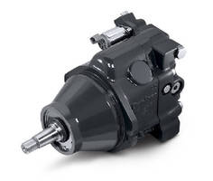 Reverse Displacement Motor offers speed sensor option.