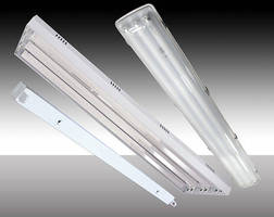 Lighting Fixtures facilitate LED replacement of fluorescents.