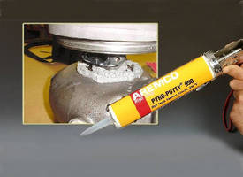 High-Temperature Sealant suits applications to 950°F.