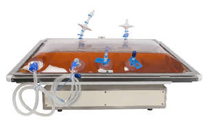 Biocontainer Assemblies suit rocker-style bioreactors.