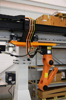 Gudel Announces TrackMotion Support for New Kuka Agilus Robot