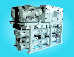 BITZER Screw Compressors Selected for Yacht Chillers