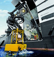 Offshore Technology Conference: Bosch Rexroth Featuring Latest Drive and Control Technologies for Marine and Offshore