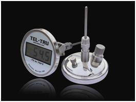 Electronic Thermometers offer field-replaceable battery.