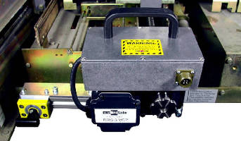 Remote Racking System supports VCP-style circuit breakers.