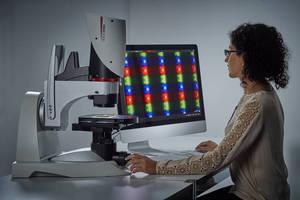 Digital Microscope delivers precision and repeatability.