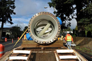 Regenerative Drive Power Goes Underground