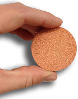 Microporous Copper Foam suits heat sink applications.