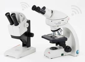 Wireless Microscopy Instruments enhance classroom interactivity.