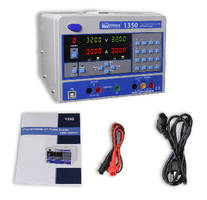 Programmable DC Power Supply provides triple output.