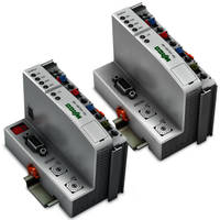 Enhanced PLCs for Serial Modbus Applications