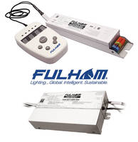 LED Drivers include programmable and battery backup versions.