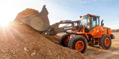 Tier 4-compliant Wheel Loaders combine power and fuel efficiency.