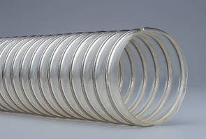 Anti-static Flexible Ducting targets food and drug makers.