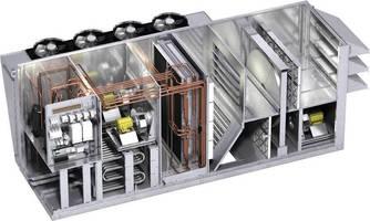 Rooftop Ventilation Unit is built for efficiency.