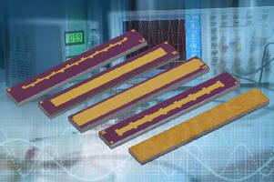 Thin Film Bar MOS Capacitor operates up to 100 V.