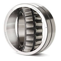 Medium-Bore Spherical Roller Bearings offer extended life.