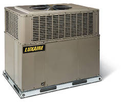 Packaged Heating/Cooling Units feature SEER rating of 14.