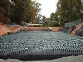 Georgia Church Expansion Benefits from Cultec Multi-Tiered Stormwater System