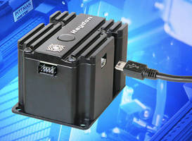 Programmable 3-Phase Brushless Motor Drive produces smooth motion.