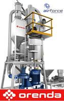 Airforce Technology from Orenda Automation Revolutionises Grinding of Polyethylene