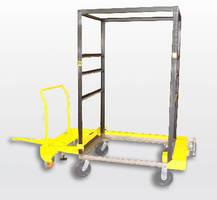 C-Frame Cart corrals manual carts.