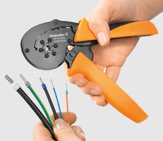 Crimping Tools create stable electrical crimped connections.