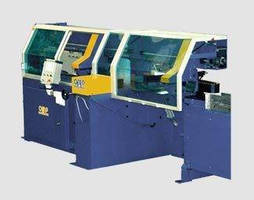 Fully Automatic Circular Saw combines high speed and precision.