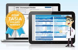 The Analytical Scientist Innovation Awards (TASIAs) Honor Restek's EZGC(TM) Method Development Tools