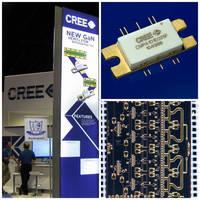 Cree to Introduce New C - Ku Band Products at IMS 2015