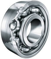 Noise and Friction Radically Reduced as Schaeffler's FAG Bearings Improve Machinery Efficiency, Lower Maintenance Costs and Avoid Unnecessary Downtime
