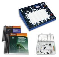 Courseware/Labs enhance understanding of analog electronics.