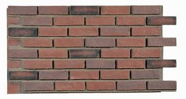 Faux Brick Wall Panels suit indoor and outdoor use.